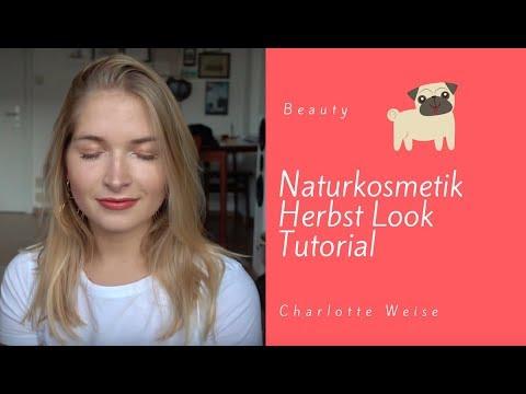 Naturkosmetik 5 Minuten Make-up von  Charlotte Weise