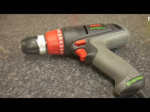 Skil 6221 AB Drill driver REVIEW