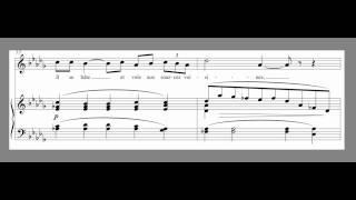 Le Colibri - Db - Ernest Chausson - Accompaniment
