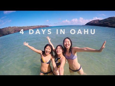 4 DAYS IN OAHU | February 2017