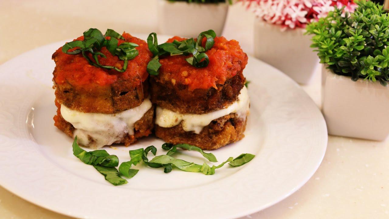 Peynirli Pane Patlıcan Tarifi – Sebze Yemekleri