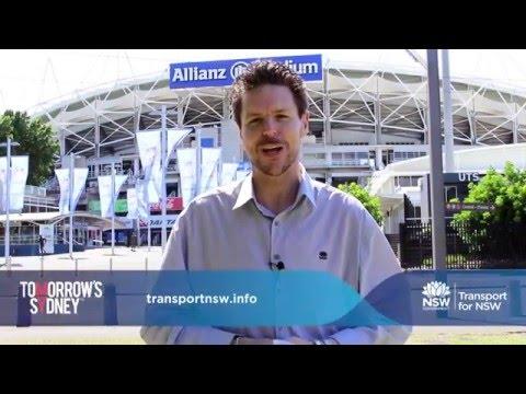 Take advantage of free public transport to Sydney A-League derby