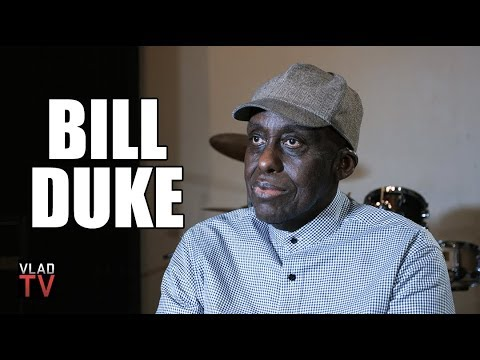 Bill Duke: My Great Grandparents were Slaves, I Hated White People as a Child (Part 1)