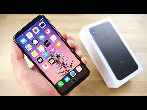 Thumbnail: iPhone X Clone Unboxing!