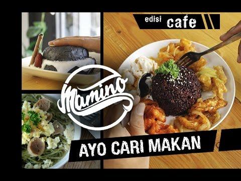AYO CARI MAKAN - Mamino Cafe Yogyakarta - Meard TV