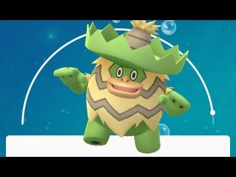 ルンパッパの進化ガチャ!【Pokemon Go】