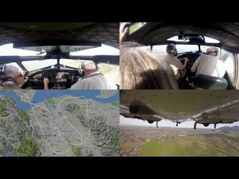 "Aboard EAA's B-17 Flying Fortress ""Aluminum Overcast"" - REDUX"