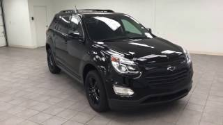 New 2017 Chevy Equinox LT at Hudiburg Chevrolet in OKC (Oklahoma City), Oklahoma