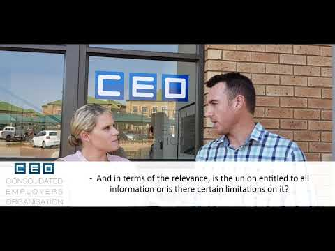 The CEO Pretoria office concludes their series of videos on the Recognition Agreement.