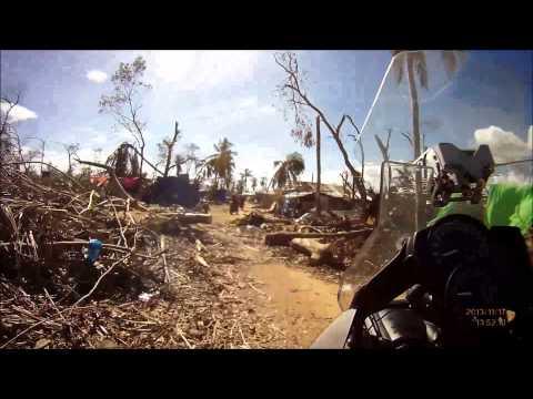 Sara Poblacion Iloilo Super Typhoon Yolanda Haiyan Aftermath
