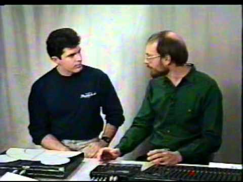 Alesis SR-16 Video Manual - Part 1 of 2