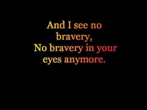 No Bravery - James Blunt