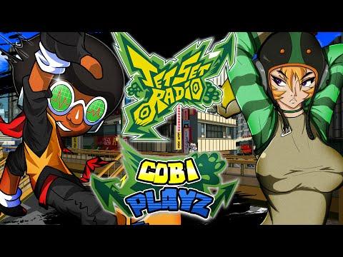 Cobi Playz: Jet Set Radio HD!! (PC, 360, PS3, Potato, Etc)
