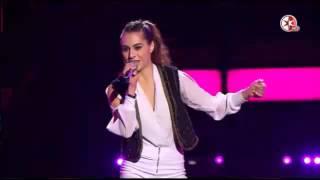 Giovanna - Love Me Like You Do - La Voz México 2016 1 de Mayo - Audiciones