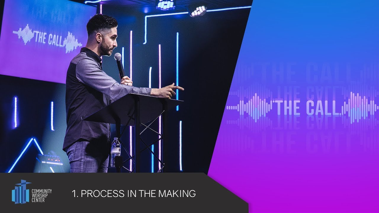 Process in the Making | The Call | Micah Marshall