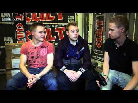 Copenhagen Games 2012 - ArcadioN & coloN interview