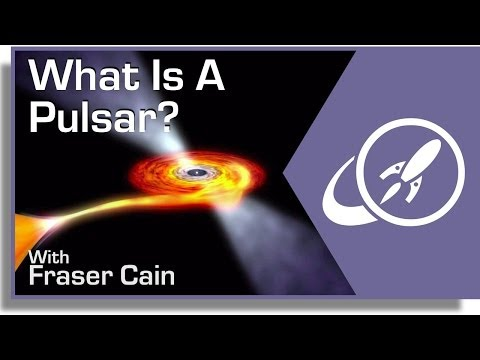 What Is A Pulsar?