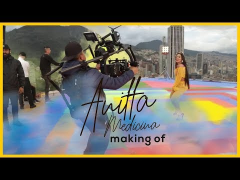 Anitta - Medicina | Making Of