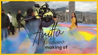 Anitta - Medicina Making Of