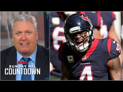 The Texans must fix their relationship with Deshaun Watson – Rex Ryan | NFL Countdown thumbnail