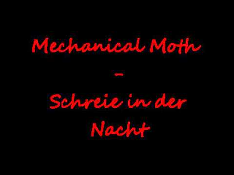 Mechanical Moth - Schreie in der Nacht mp3