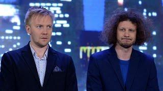 Kabaret na koniec świata - Gruziński teleturniej - Latający Klub 2