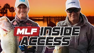 Inside Access | Gagliardi and Sprague on the Bass Pro Tour Invite