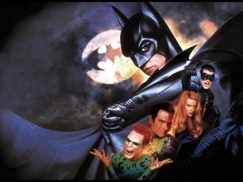 """BATMAN FOREVER"" - Opening Credits Segment"