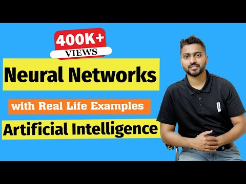 Introduction to Neural Networks with Example in HINDI | Artificial Intelligence