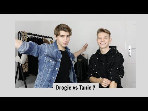 Drogie vs Tanie! | Paweł Zmitrowicz x @Dominik Rupiński STYLE