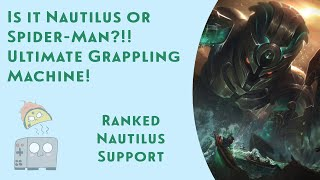 Nautilus - The Ultimate Grappling Machine! Taco Toaster's Trip to Masters - League of Legends