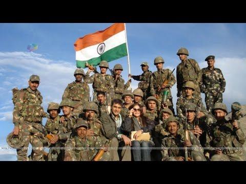 Indian Army- Patriotic song : Ta ra ram pam pam- by Avinash Kumar Mathur
