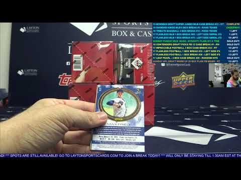 2018 Panini Donruss Diamond Kings Baseball Hobby 6 Box Break #5 – RANDOM TEAMS