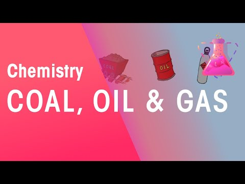 Coal, Oil and Gas Hyrdocarbons | Chemistry for All | The Fuse School