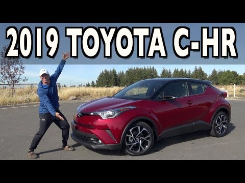 Reasons FOR and AGAINST: 2019 Toyota C-HR on Everyman Driver