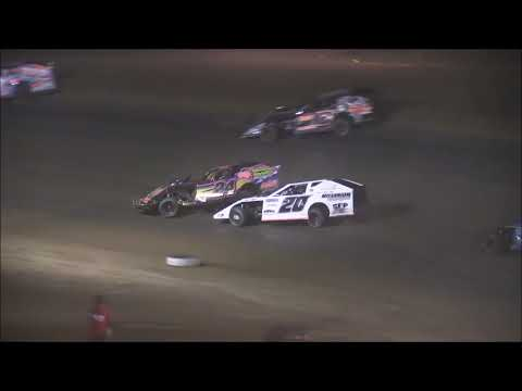 Modified Feature from Atomic Speedway, September 15th, 2018. - dirt track racing video image