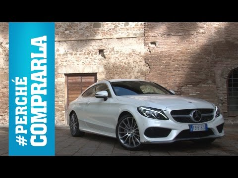 Mercedes Classe C Coupé | Perché comprarla... e perché no