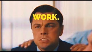 Wolf of Wall Street Entrepreneur Motivation