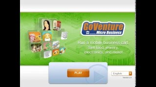 GoVenture Micro Business (Demo Video)