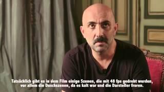 Regisseur Gaspar Noé über seinen Film LOVE (Ausschnitt)