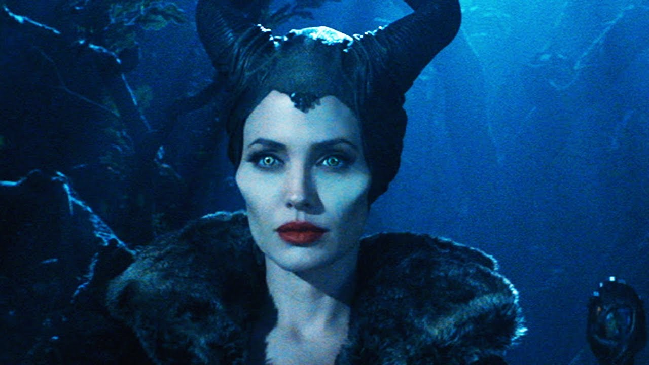Maleficent Movie 2014 Hd Ipad Iphone Wallpapers: Maleficent Trailer 2014 Official Angelina Jolie Movie