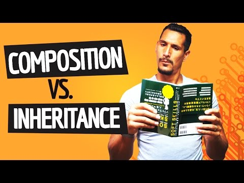 Composition Vs. Inheritance: How To Choose?