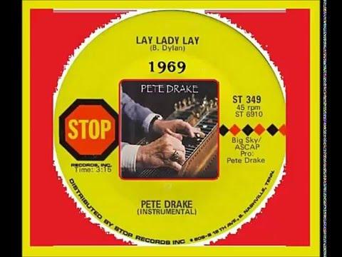 Pete Drake His Talking Steel Guitar Im Just A Guitar Everybody Picks On Me