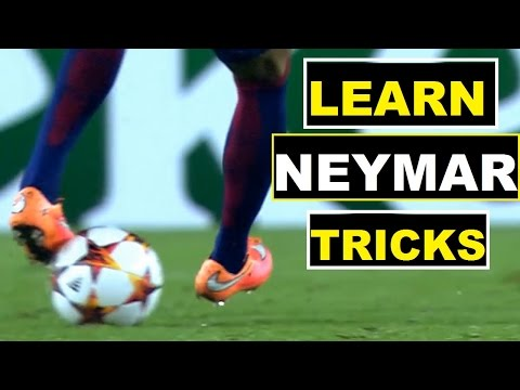 LEARN 3 NEYMAR TRICKS  Tutorial