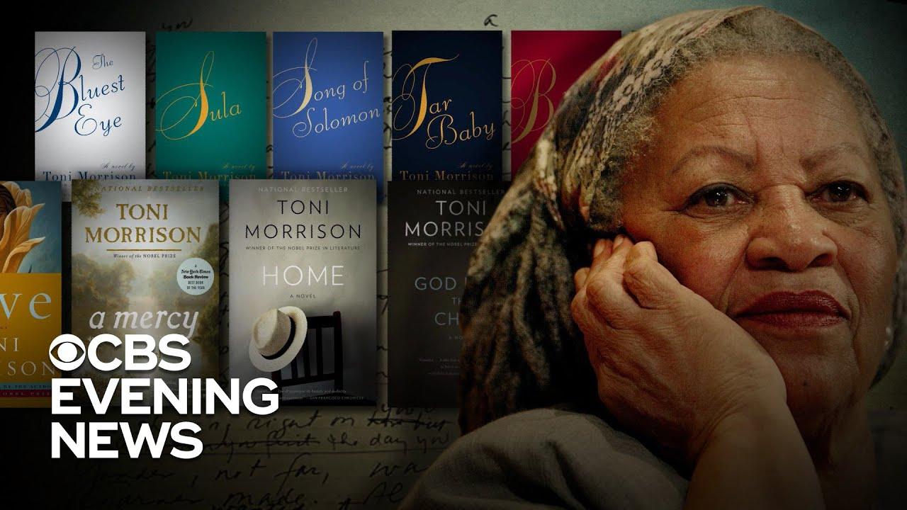 Remembering Nobel laureate Toni Morrison