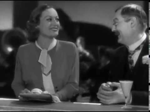Absinthe In Grand Hotel 1932 With Joan Crawford Greta Garbo And John Barrymore Youtube