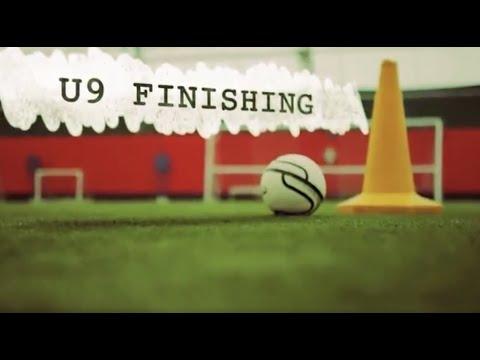 Soccer Finishing: U9