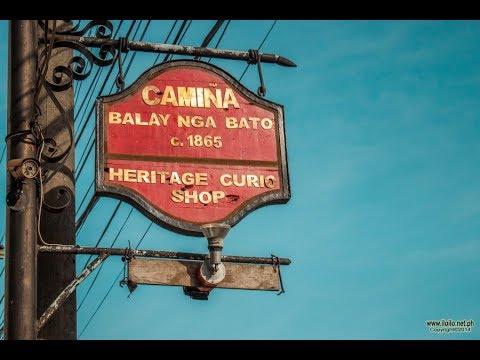 CAMIÑA BALAY NGA BATO in ILOILO CITY | KENTOT VLOG