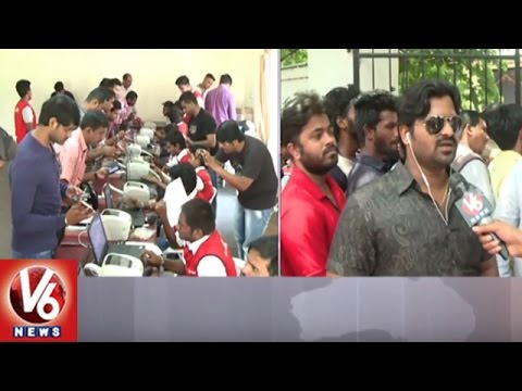 Cricket Fans Response On IPL Ticket Bookings | Hyderabad | V6 News