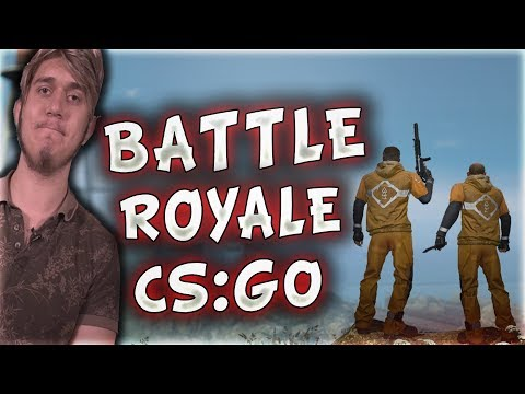 CS:GO YENİ BATTLE ROYALE MODU! BU NEMİÇ YA (CSGO Danger Zone)